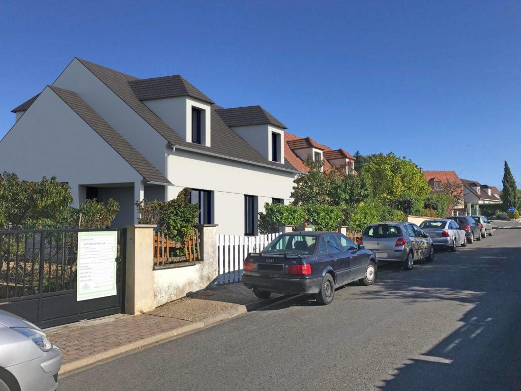 Maison familiale - Ferrières en Brie (77)